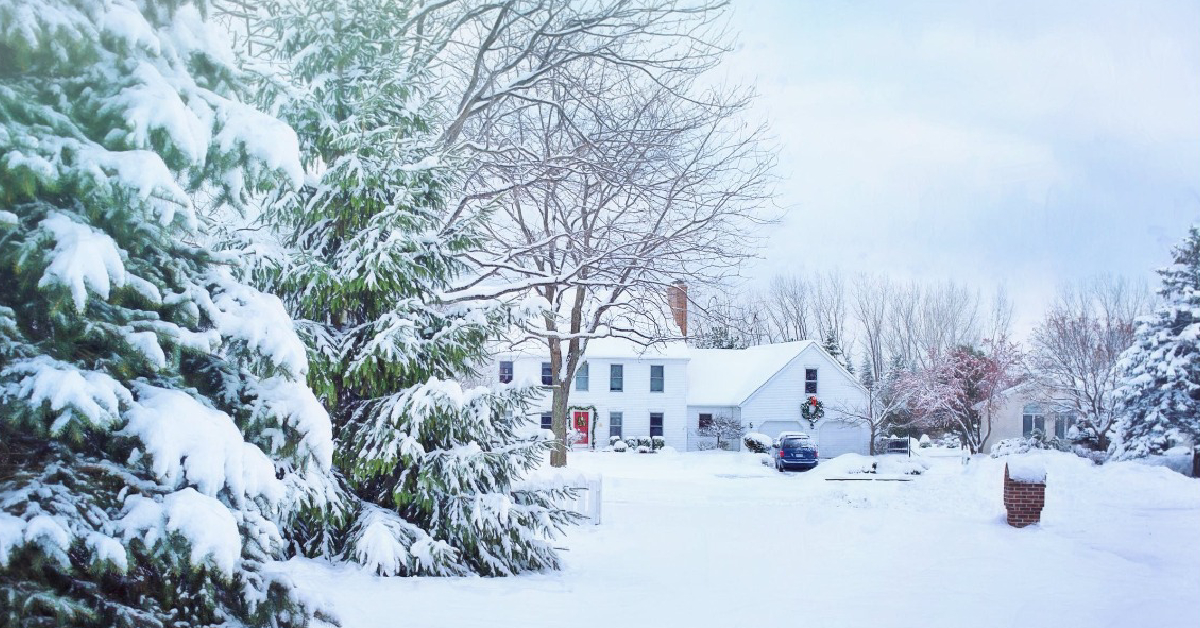 Queue flashbacks to polar vortex: time to get your home ready for cold weather