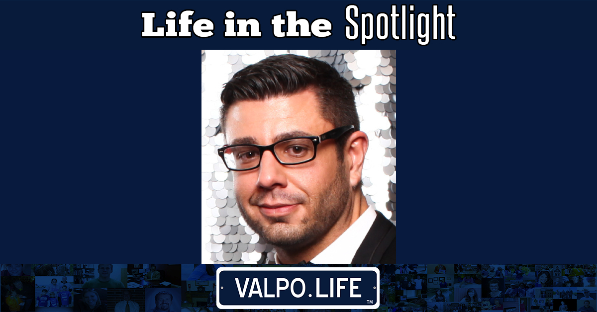 A Valpo Life in the Spotlight: Adam Wiltfang