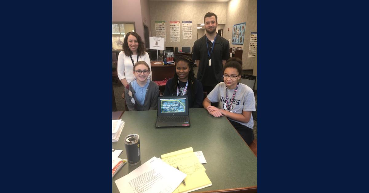 Barker Middle School History Buffs