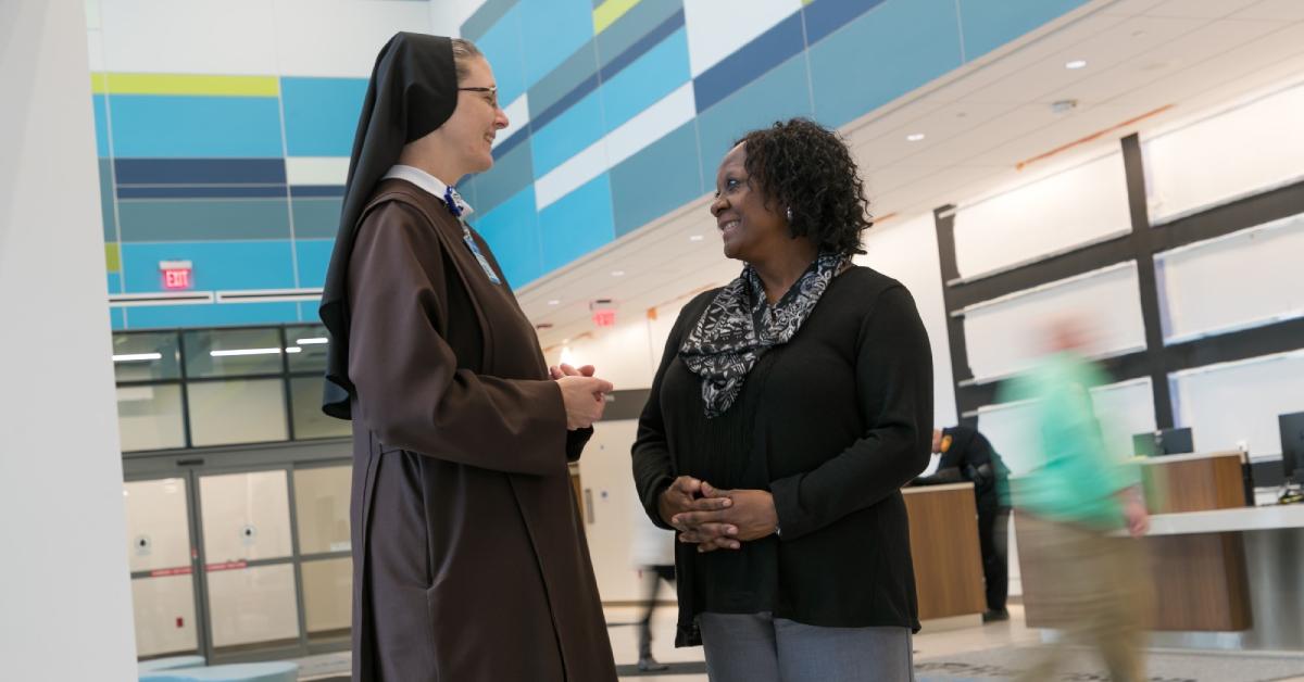 Franciscan Health Michigan City seeks Welcome Center volunteers