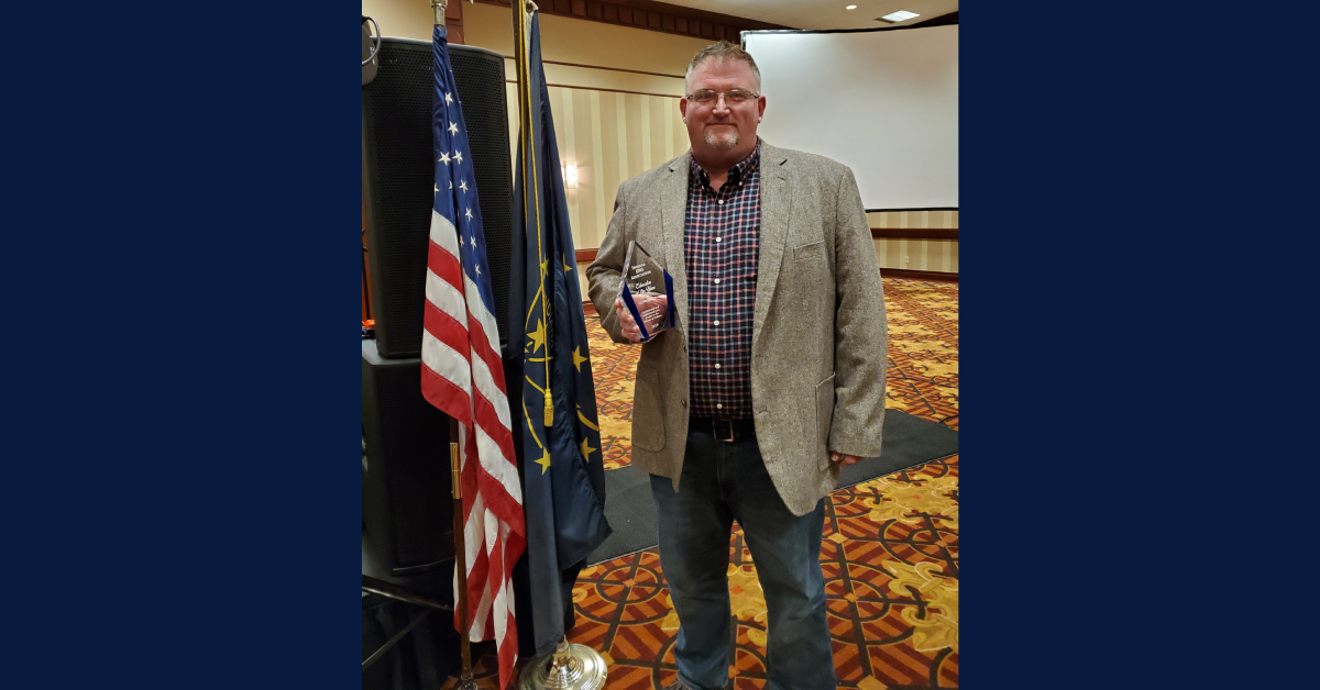Indiana EMS Association names Ivy Tech faculty member Educator of the Year