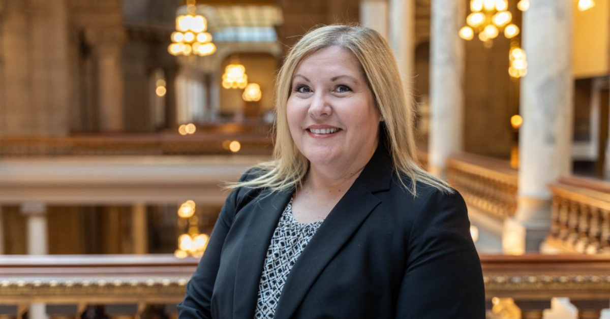 Gov. Holcomb names Richardson as Executive Director of Indiana Office of Energy Development