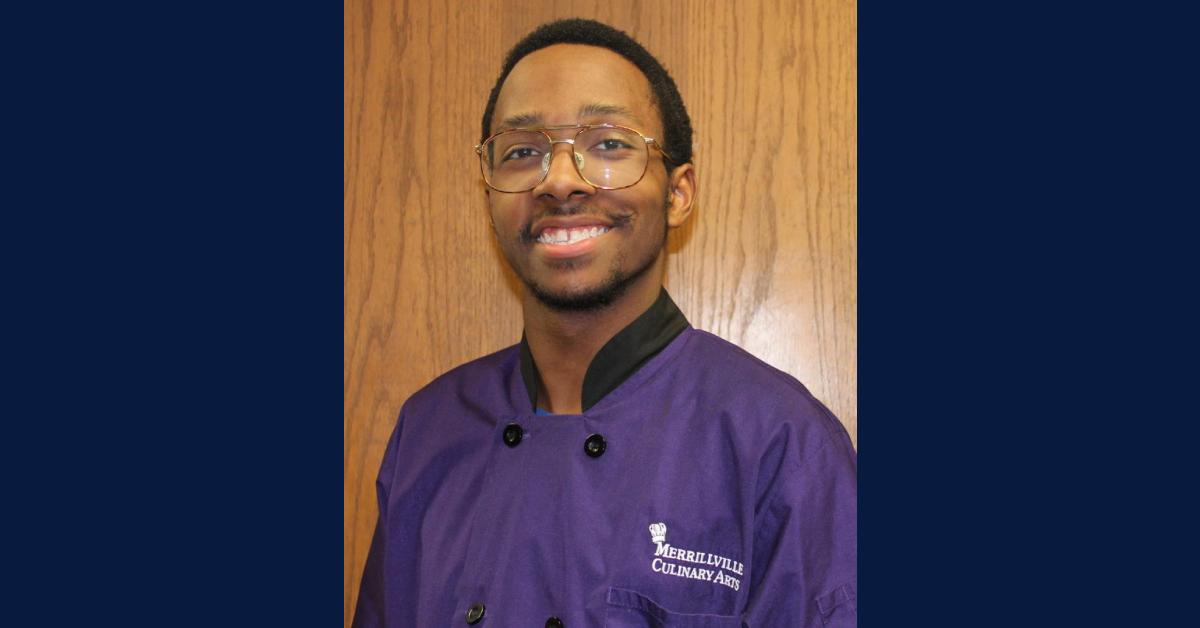 Merrillville High School senior wins culinary scholarship