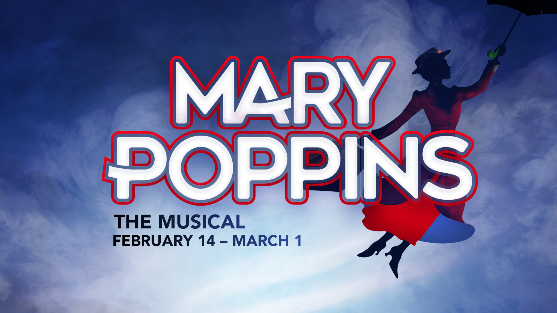 Memorial Opera House 2020 Mainstage Season – Mary Poppins
