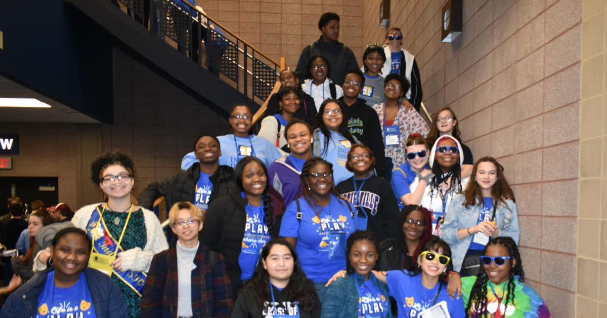 Merrillville thespians take home top honors