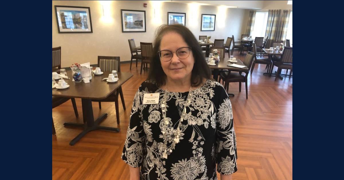 A Belvedere Senior Housing Employee Spotlight: Nancy Klisiak