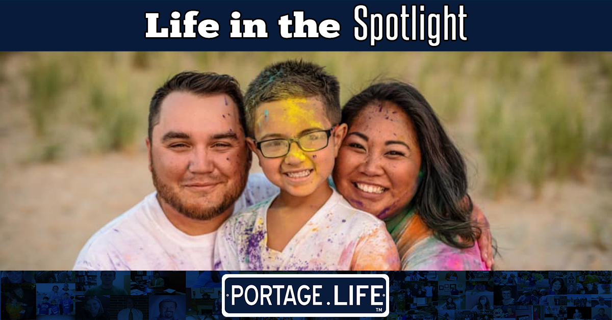 A Portage Life in the Spotlight: Nathan Ramian