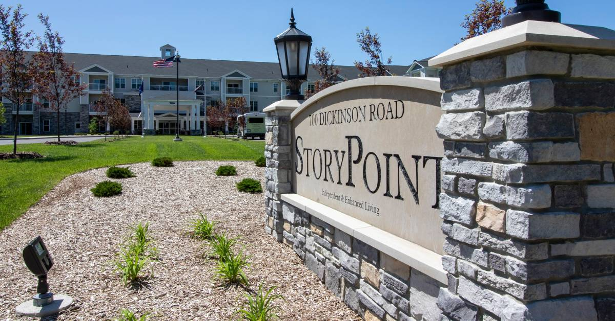 StoryPoint Senior Living Chesterton has different way of interfacing with residents