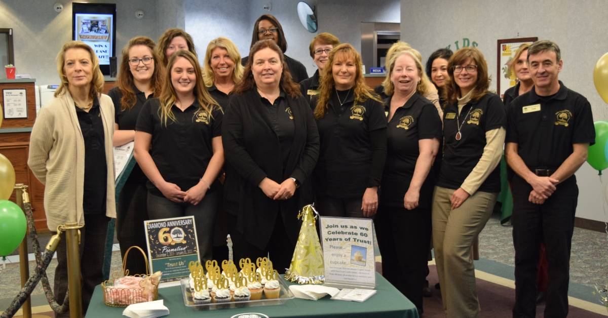 First Trust Credit Union celebrates 60th Anniversary