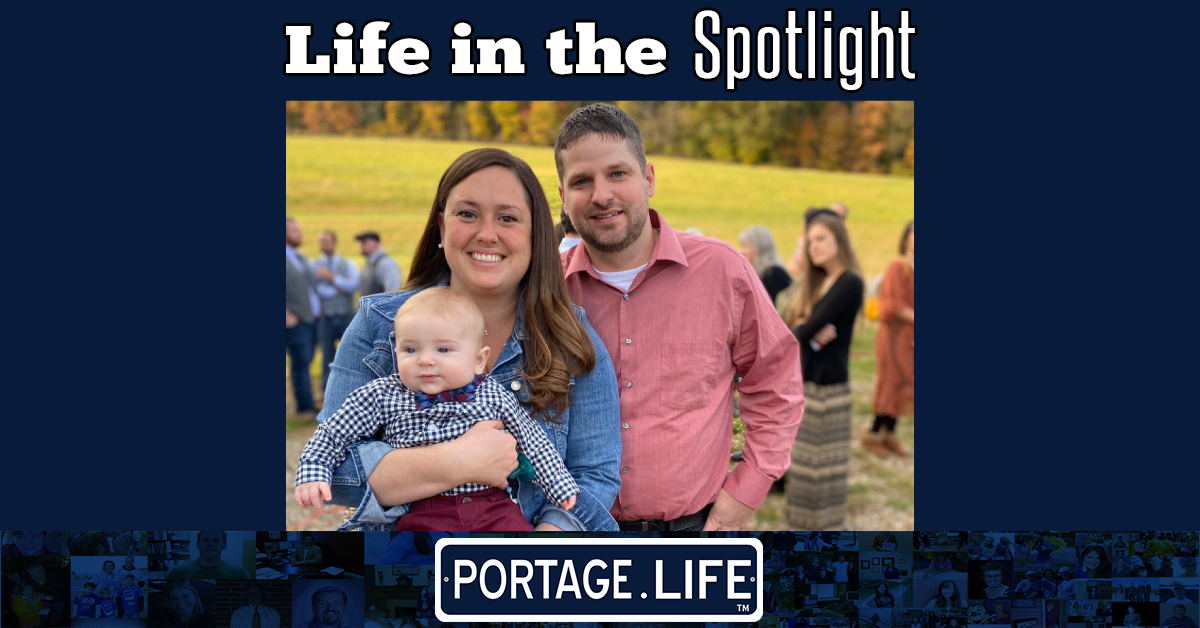 A Portage Life in the Spotlight: Gretchen Bishop