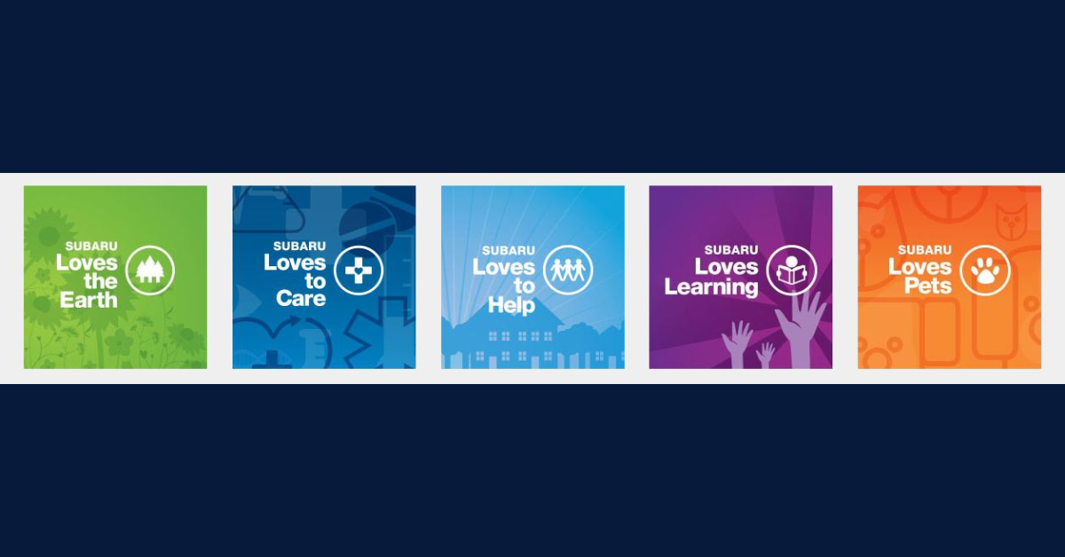 The Subaru Love Promise: What does love mean to International Subaru of Merrillville?