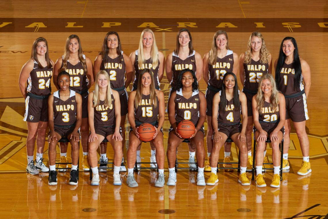 Valparaiso University Women's Basketball falls to Illinois State