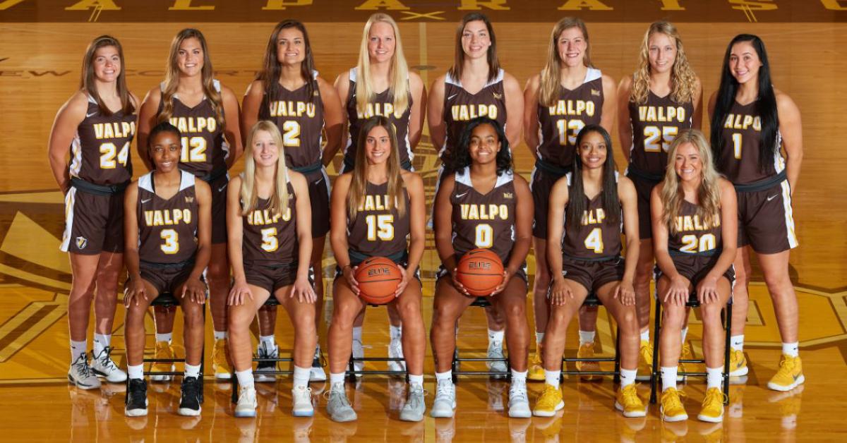 Valpo women's basketball announces nonconference slate