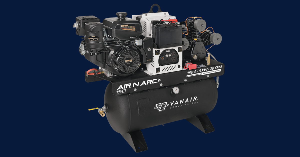 CompressAir leading provider of Vanair compressors in fire trucks, other service vehicles