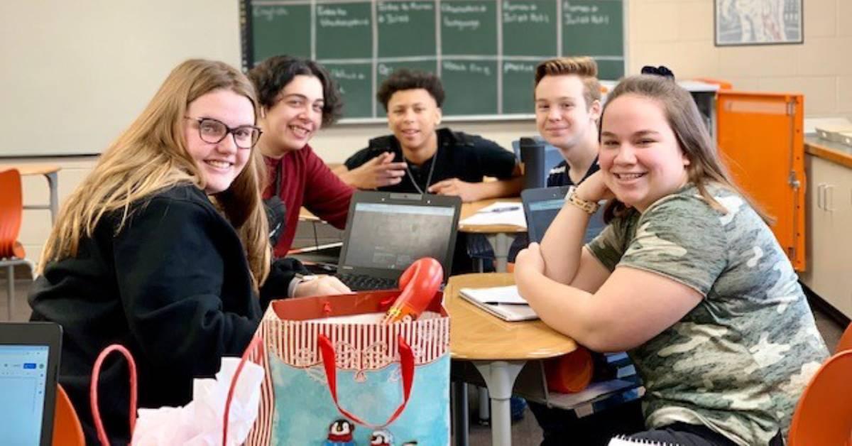#1StudentNWI: Westville Welcomes 2020
