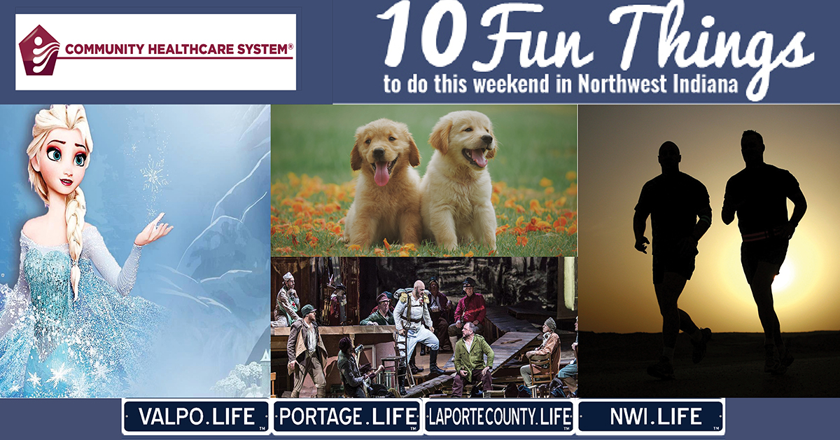 10 FUN THINGS TO DO IN NWI THIS WEEKEND January 10-12, 2020