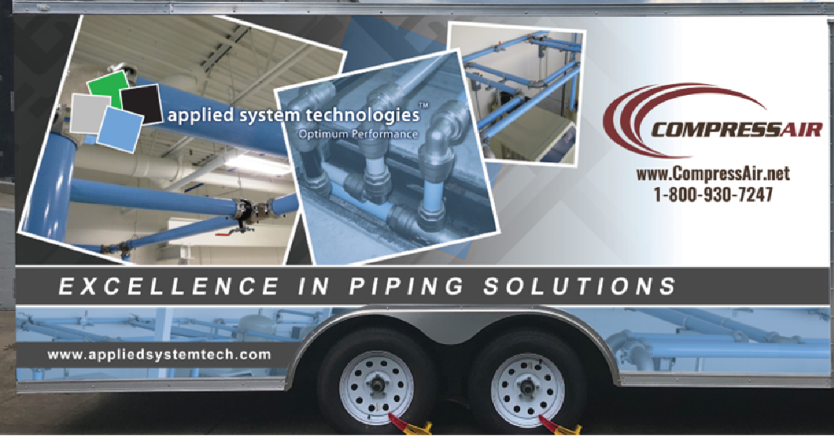 CompressAir to implement custom installation trailer for client convenience