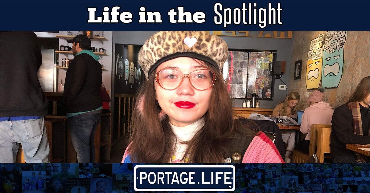 A Portage Life in the Spotlight: Ethyl Ruehman