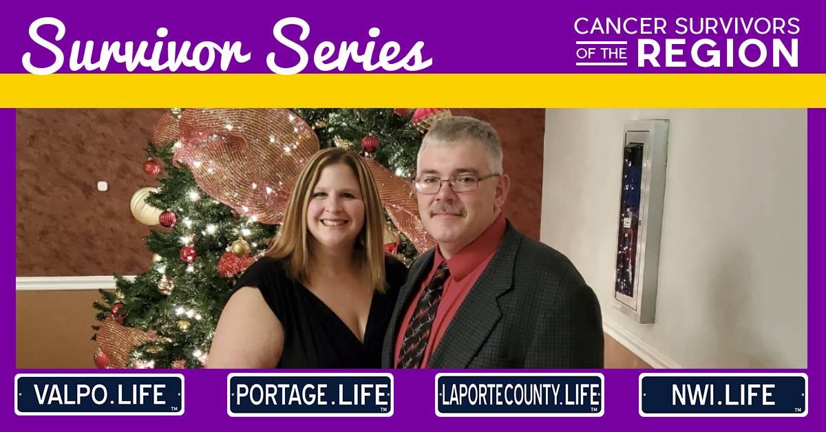 Cancer Survivor Series: Jenny Evanatz Long