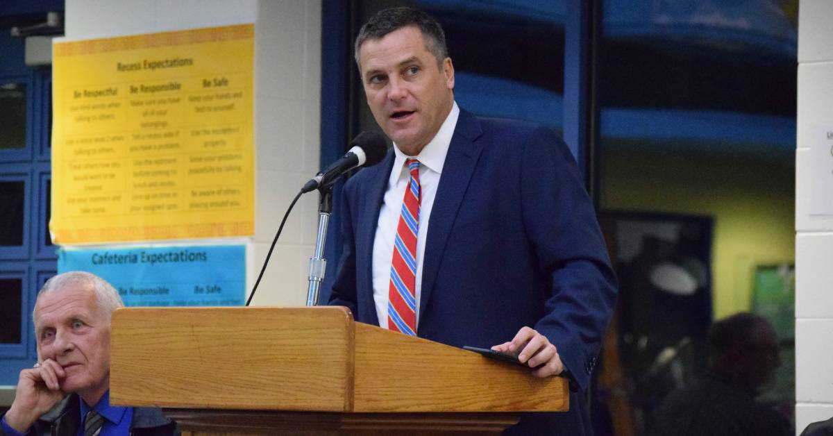 Mayor Tom McDermott kicks off 2020 with first Mayor's Night Out of the year