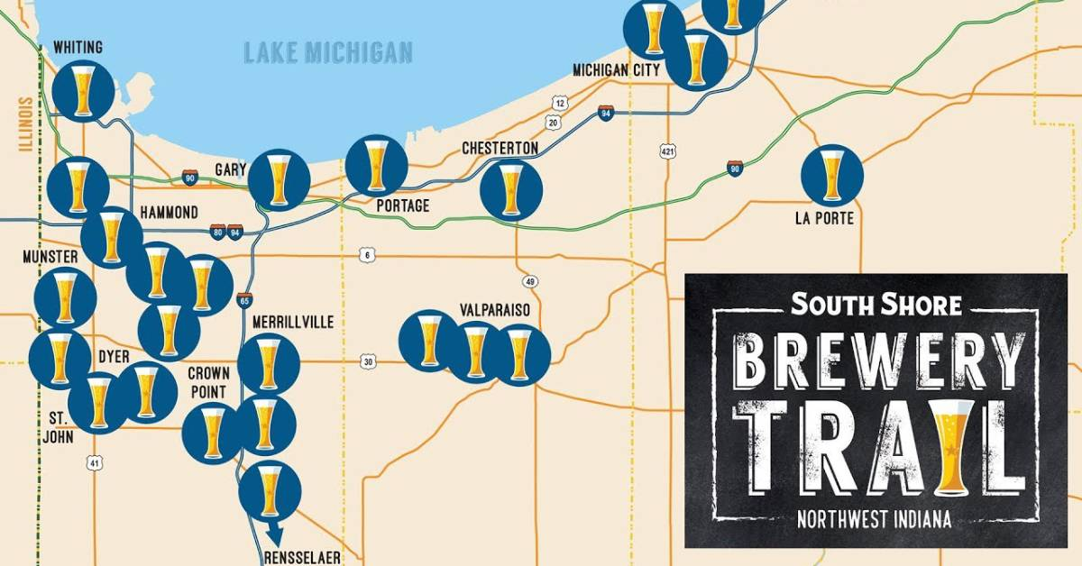 South Shore Brewery Trail app offers beer fanatics extra incentives to drink local
