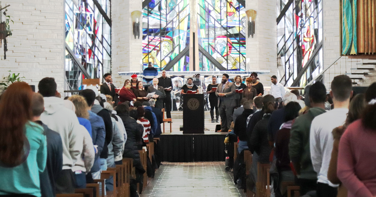 Valparaiso University Honors Martin Luther King with Convocation Celebration