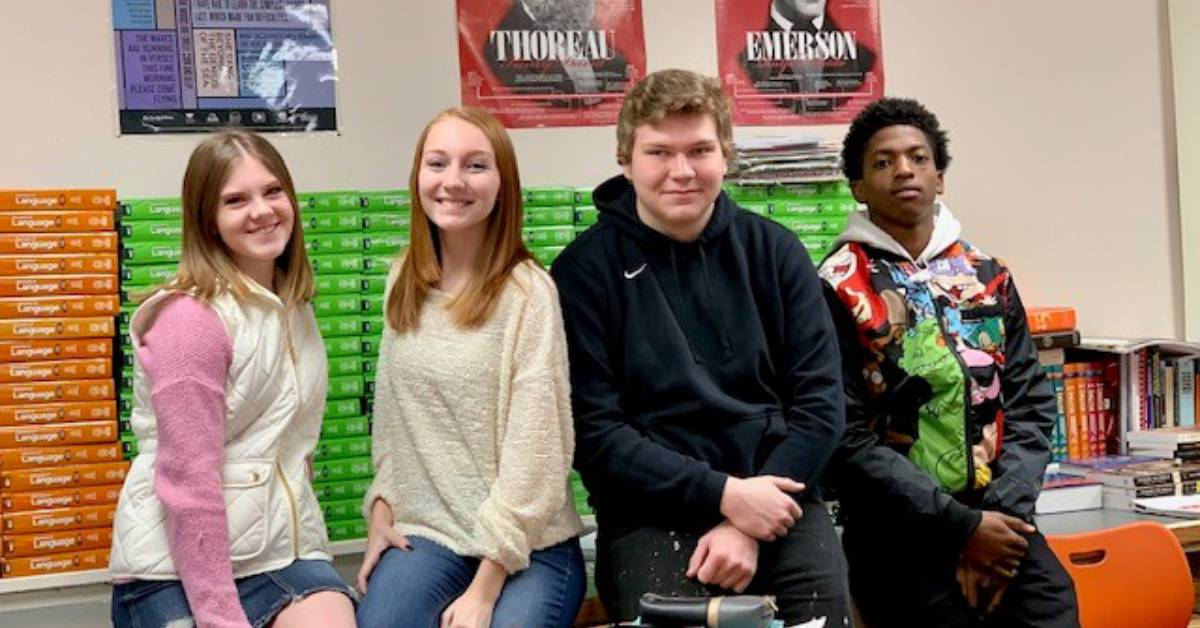 #1StudentNWI: Celebrating February at Westville High School