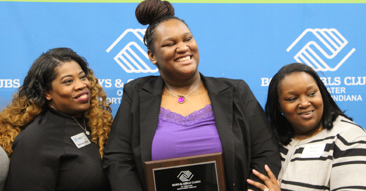 Young stars shine at Boys & Girls Clubs of Greater Northwest Indiana's Youth of the Year Awards