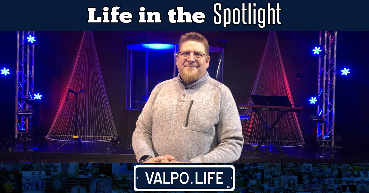A Valpo Life in the Spotlight: Brad Haitsma