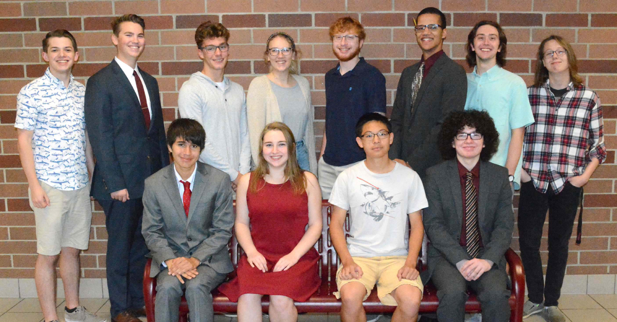 12 Chesterton High School seniors advance to finalists in National Merit Program