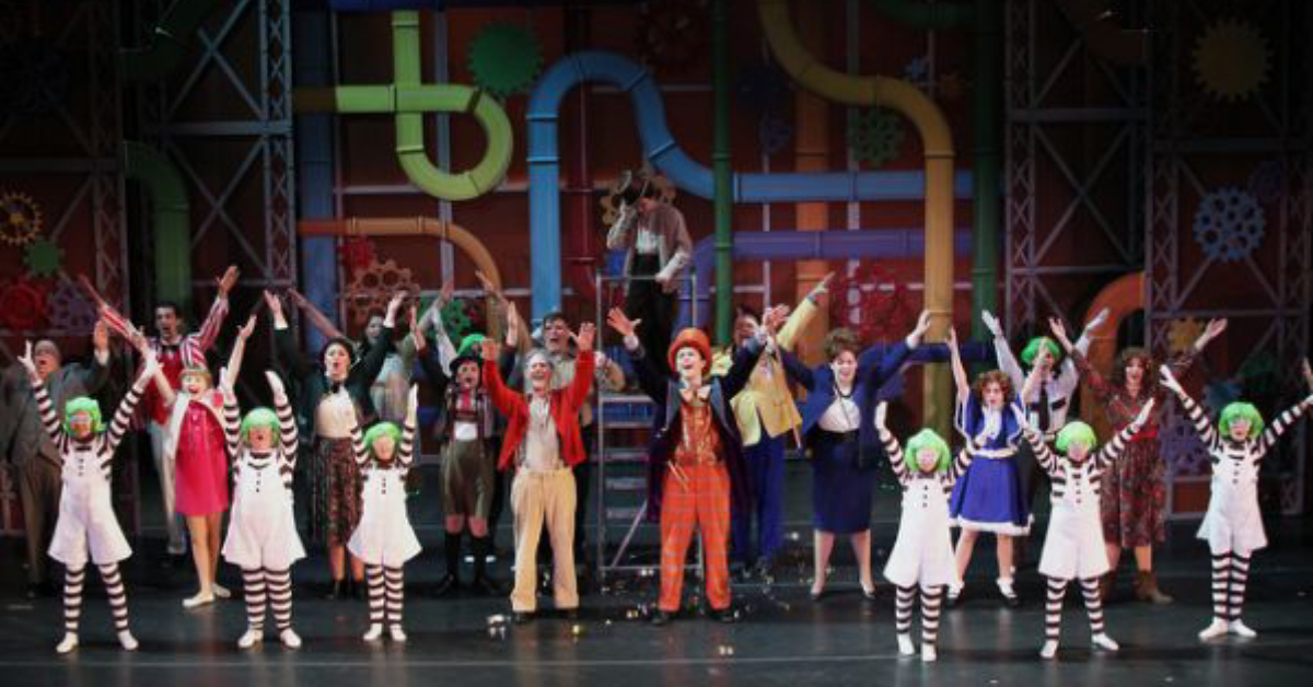 Chesterton High School to present Family Theatre Production, Charlie and the Chocolate Factory, on Feb. 28-March 1