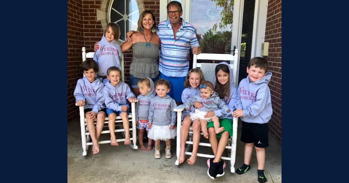 Steiner Homes Ltd., owner Dan Steiner cherishes family, customers, business