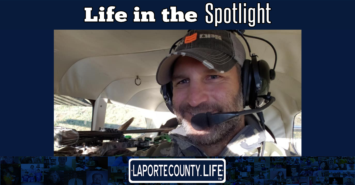 A La Porte County Life in the Spotlight: Greg Baisden