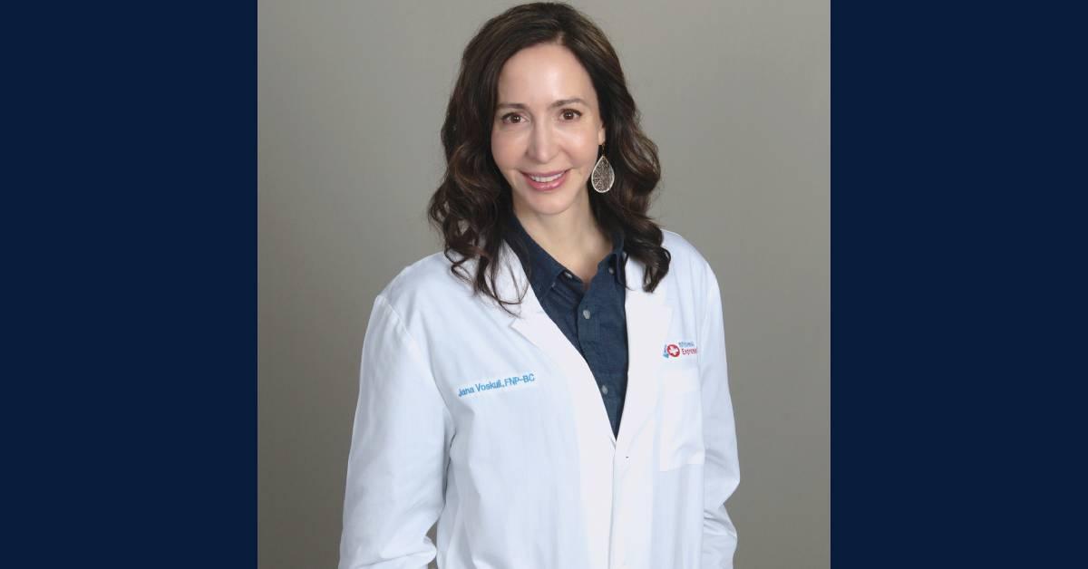 A Midwest Express Clinics Employee Spotlight: Jana Voskuil