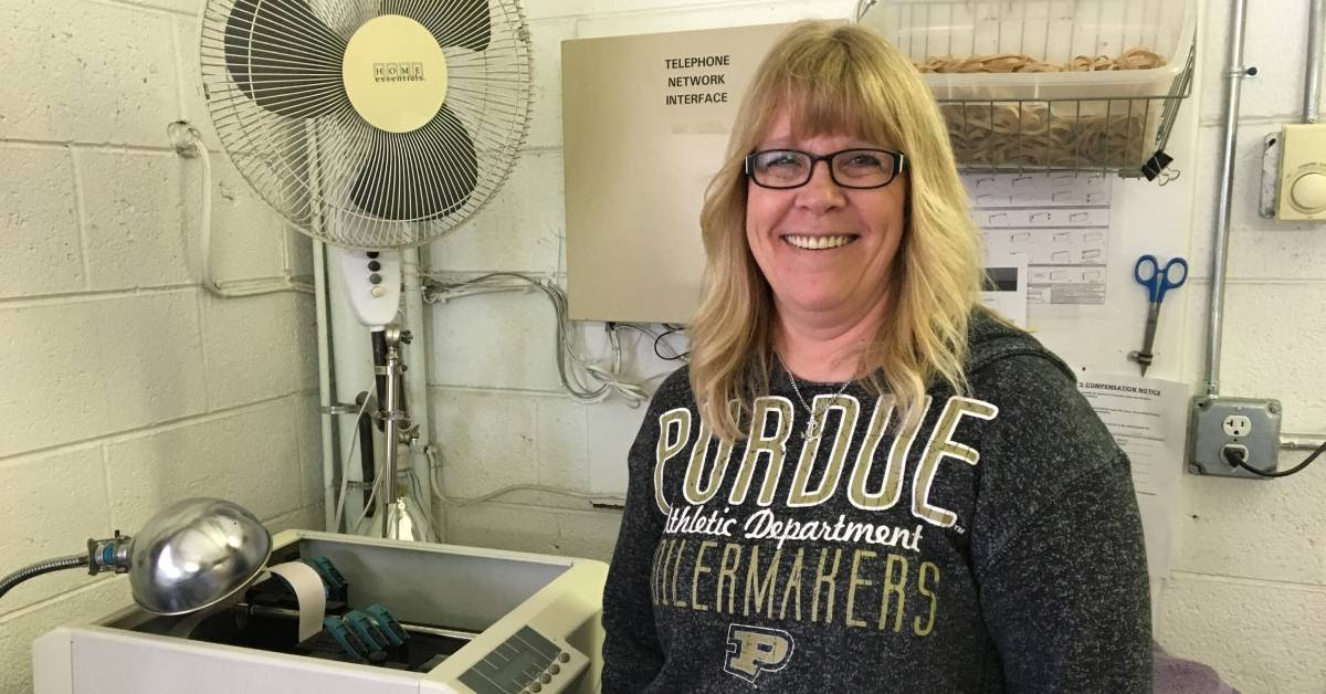 A Flanagin's Bulk Mail Service Employee Spotlight: Joyce Beck