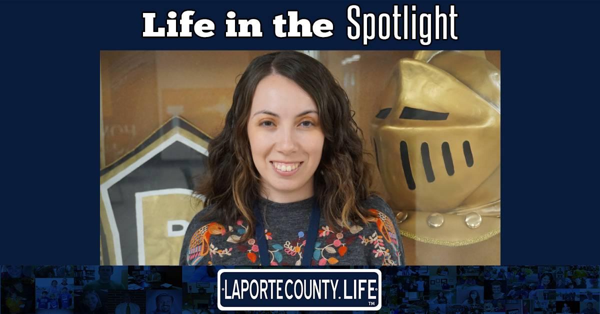 A La Porte County Life in the Spotlight: Mariah Pol