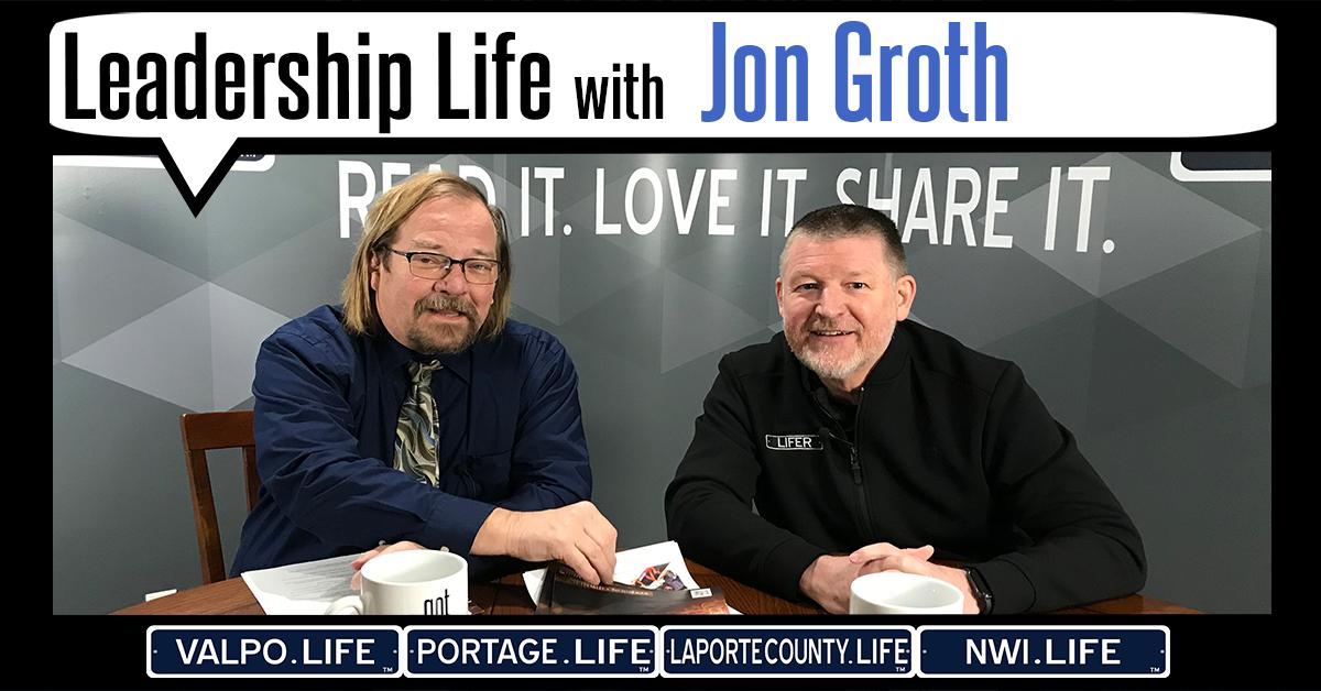 Leadership Life: Jon Groth, Principal, Porter County Career & Technical Center