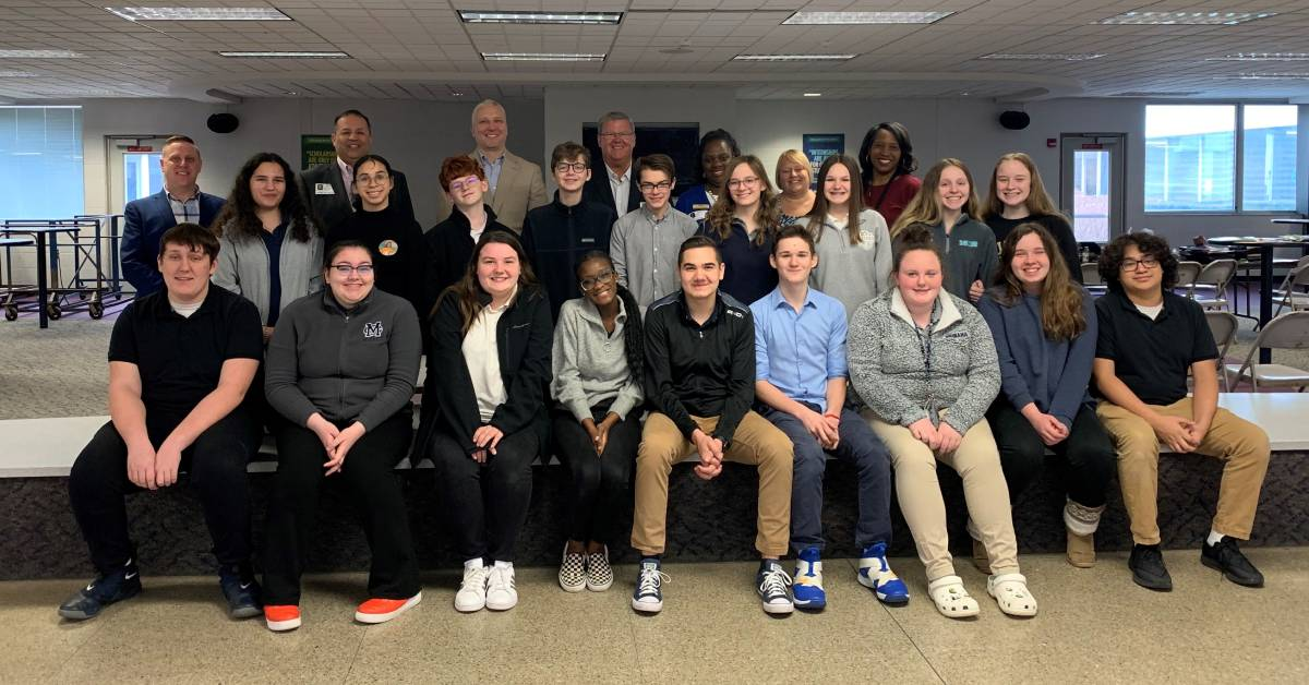 MCHS students complete Horizon Bank Financial Literacy Program