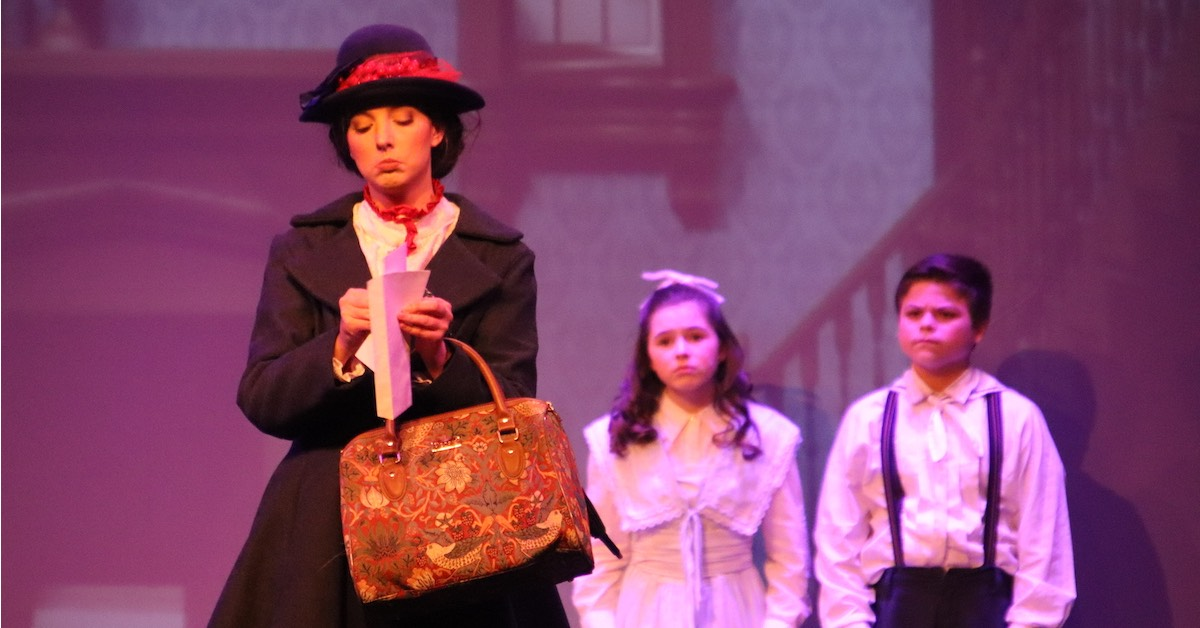 Valpo's Memorial Opera House brings the classic tale of Mary Poppins to life