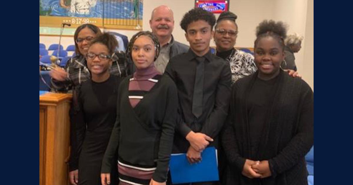 Merrillville students win MLK Jr. essay contest