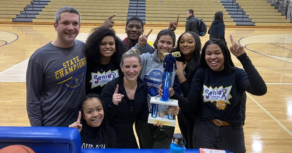 #1StudentNWI: Celebrating School Spirit at Marquette Catholic High School