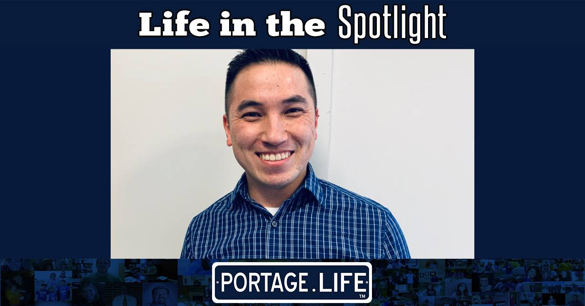 A Portage Life in the Spotlight: Charlie Mathewson