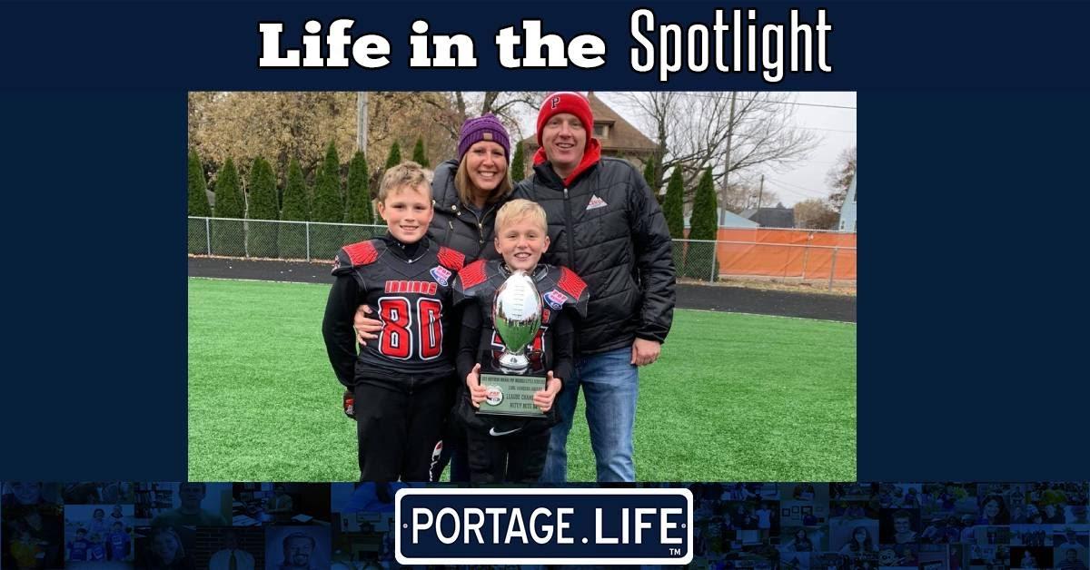 A Portage Life in Spotlight: Nicole Slack