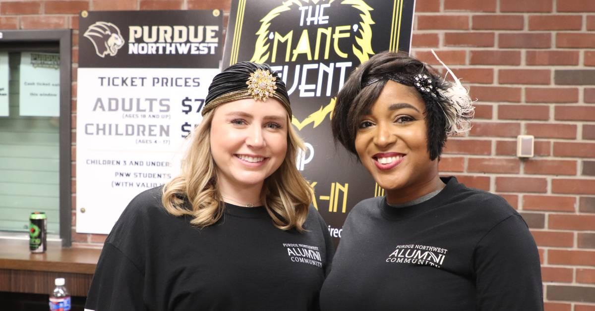 """Purdue University Northwest roars pride at PNW """"MANE"""" Event"""