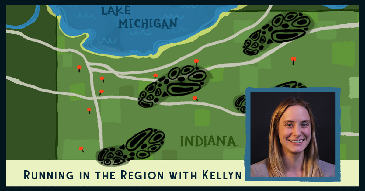 Running in the Region With Kellyn: Take Back Track