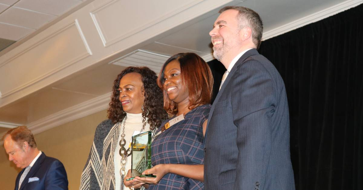 Ivy Tech Community College employee named Indiana INTERNnet IMPACT Award for College Career Development Professional of the Year