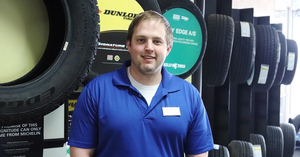 A Levin Tire Employee Spotlight: David Skrenes