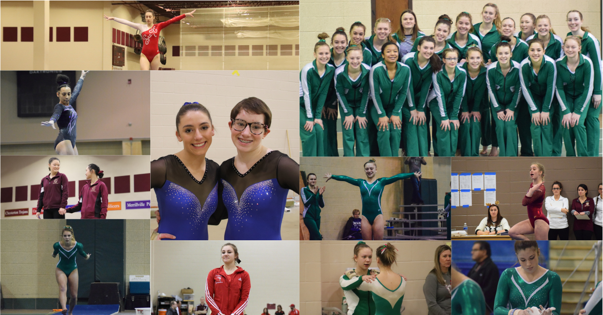 DAC championship reflects Region as hotbed of high school gymnastics