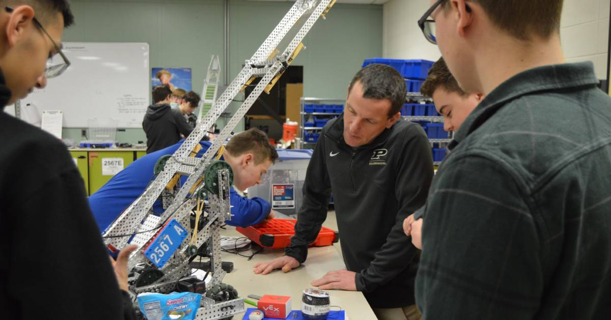 Portage Township Education Foundation helps pave the way for opportunities