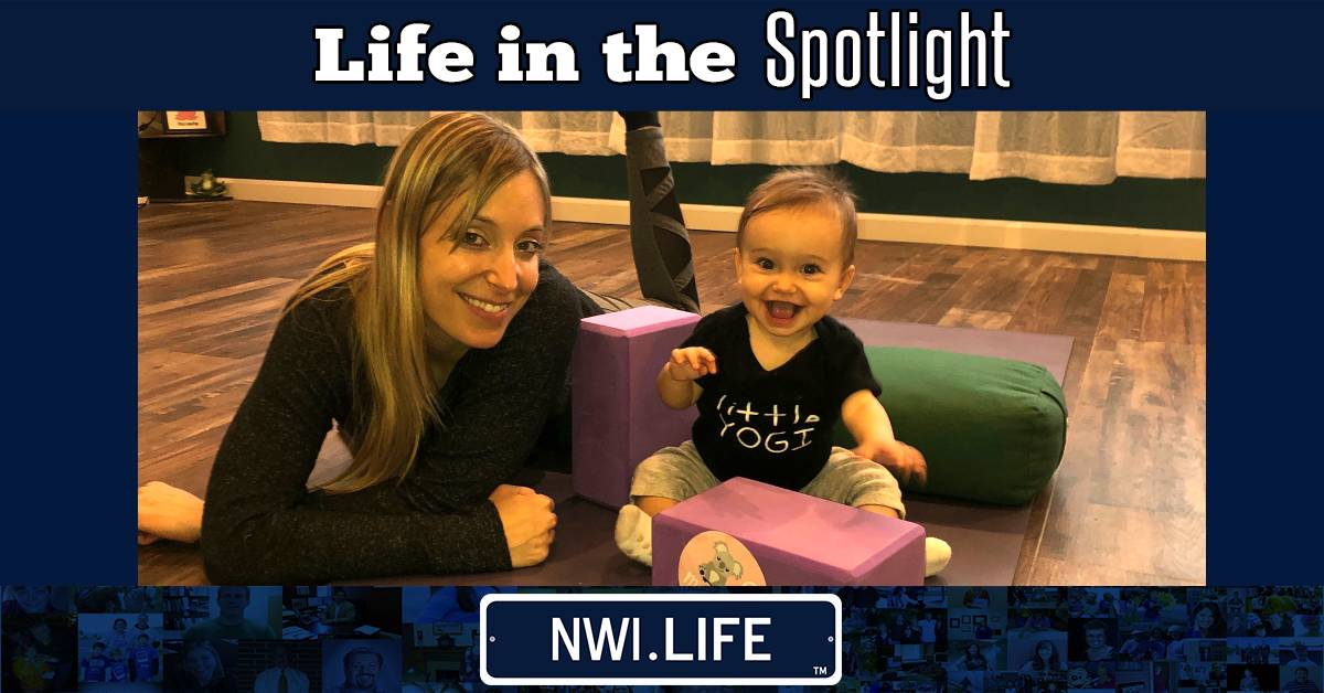 A Northwest Indiana Life in the Spotlight: Sarah Johnson